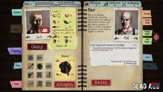 Screenshot - Dead Age (Android)