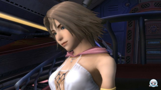 Screenshot - Final Fantasy X-2 (PlayStation3) 92460544