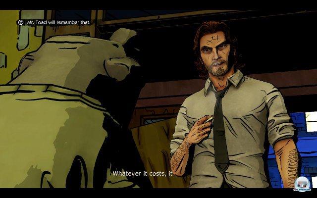 Screenshot - The Wolf Among Us - Episode 1: Faith (360) 92470614