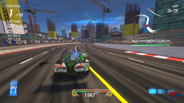 Screenshot - Xenon Racer (PC) 92586056