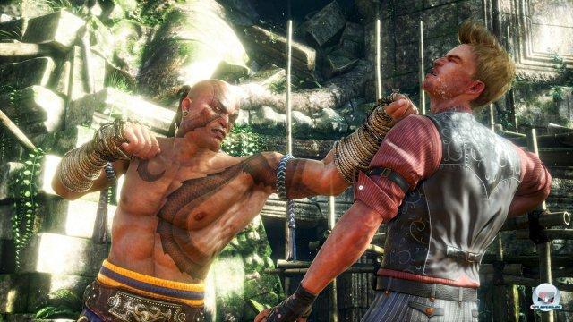 Screenshot - Fighter Within (XboxOne)