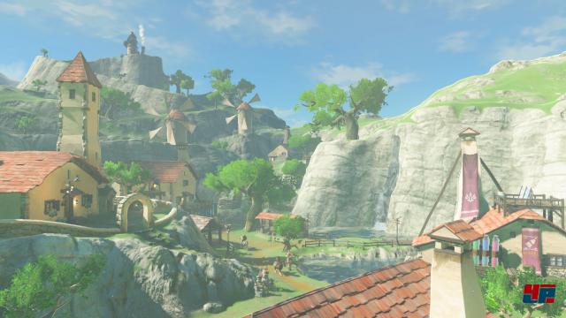 Screenshot - The Legend of Zelda: Breath of the Wild (Switch) 92538490