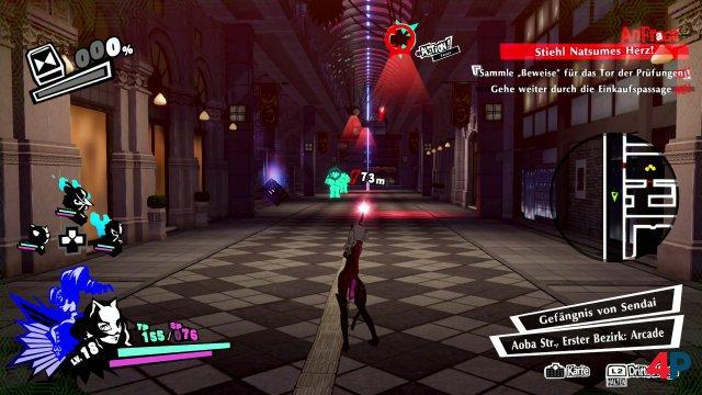 Screenshot - Persona 5 Strikers (PS4) 92634850