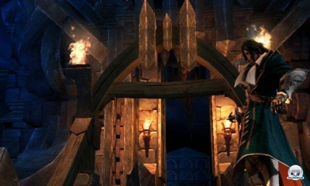Screenshot - Castlevania: Mirror of Fate (3DS) 2363517