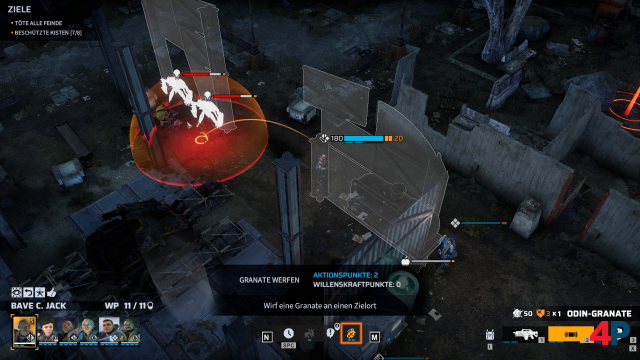 Screenshot - Phoenix Point (PC) 92603396