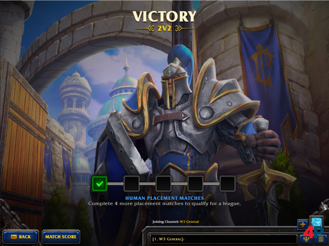 Screenshot - WarCraft 3: Reforged (PC)