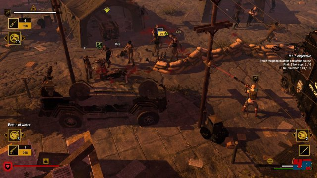 Screenshot - How to Survive 2 (PC) 92533960