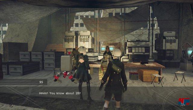 Screenshot - NieR: Automata (PS4) 92540369