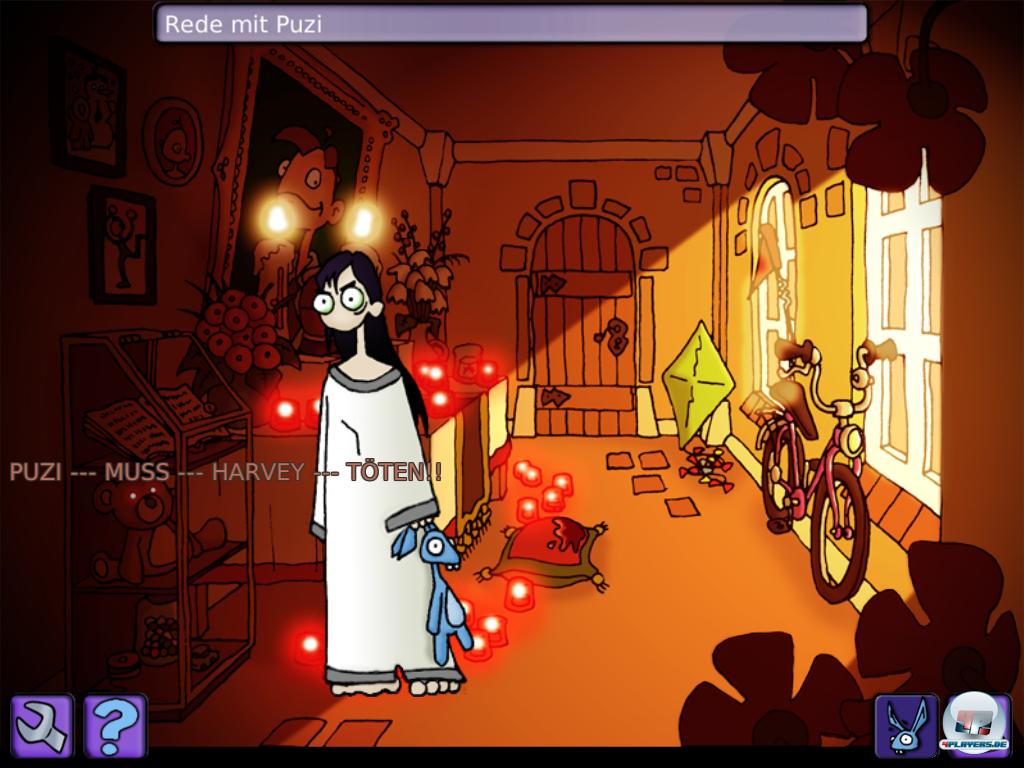 bricht zum Edna ausAlles zu Screenshots Adventure Spiel wPXOkn08