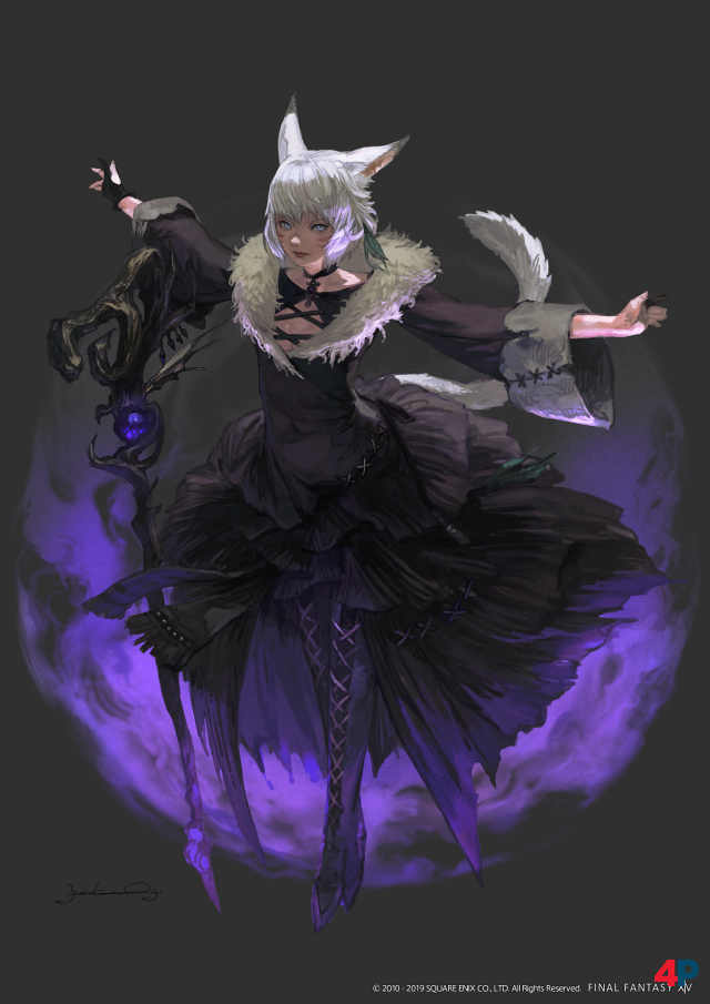 Screenshot - Final Fantasy 14 Online: Shadowbringers (PC) 92596313