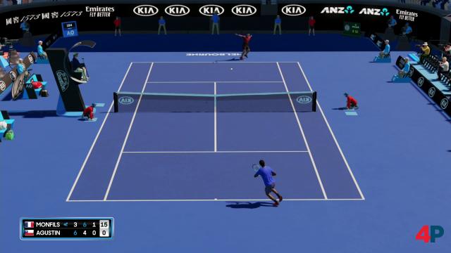 Screenshot - AO Tennis 2 (PS4) 92603848