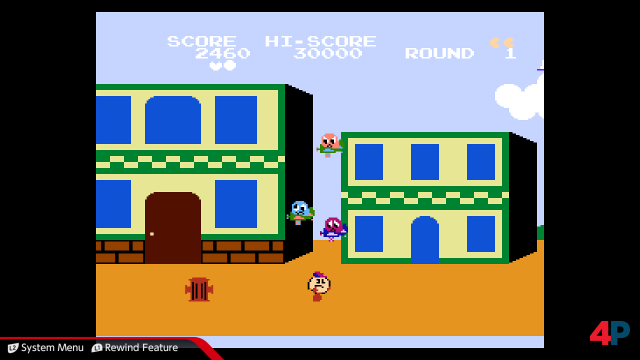Screenshot - Namco Museum Archives Volume 1 2 (PS4) 92616968
