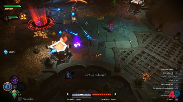Screenshot - Darksiders Genesis (PC)