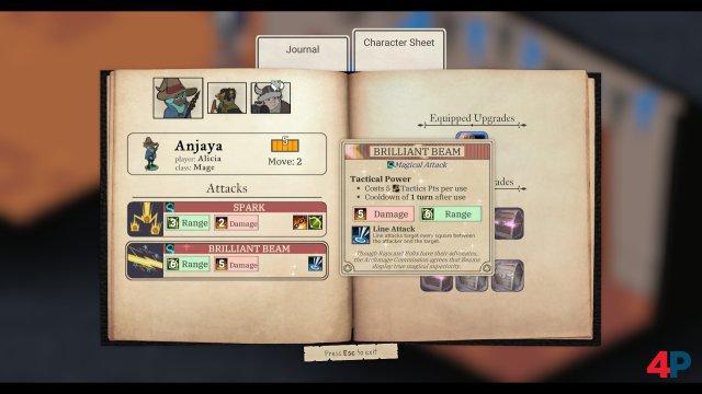 Screenshot - Wintermoor Tactics Club (PC)