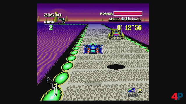 Screenshot - F-Zero (SuperNES)