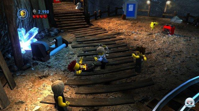 Screenshot - Lego City: Undercover (Wii_U) 2360682