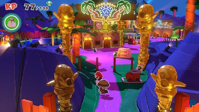 Screenshot - Paper Mario: The Origami King (Switch) 92619591