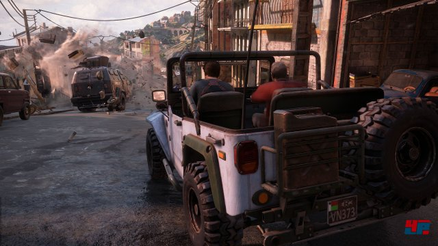 Screenshot - Uncharted 4: A Thief's End (PlayStation4) 92507790