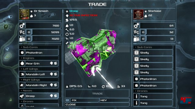 Screenshot - Space Pirates and Zombies 2 (PC)