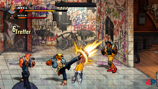Screenshot - Streets of Rage 4 (PS4)