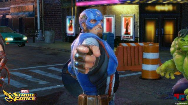 Screenshot - Marvel Strike Force (Android) 92562446