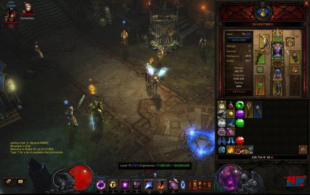 Screenshot - Diablo 3: Reaper of Souls (PC) 92477576