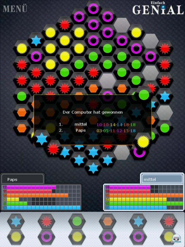 Screenshot - Einfach genial (iPad)