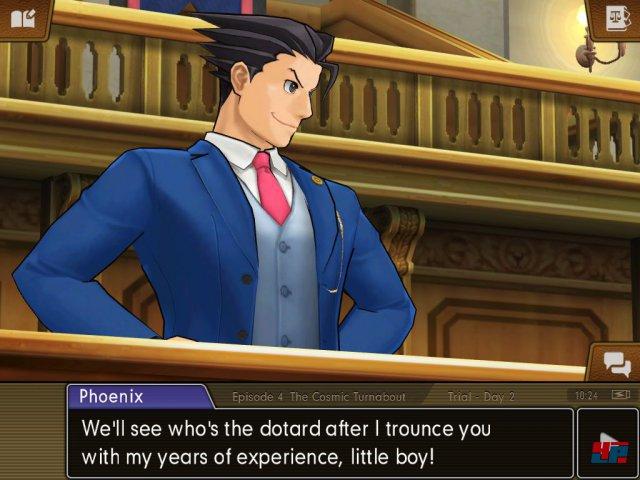 Screenshot - Phoenix Wright: Ace Attorney - Dual Destinies (iPad) 92488607