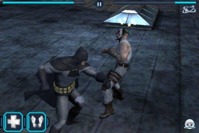 Screenshot - Batman: Arkham City Lockdown (iPhone) 2298482