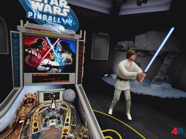 Screenshot - Star Wars Pinball VR (PlayStationVR) 92640867