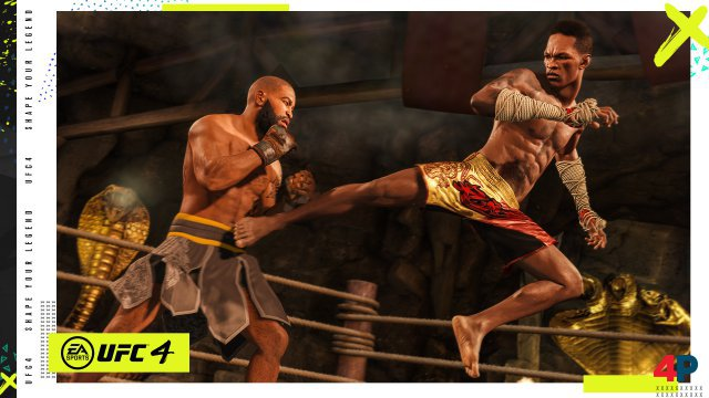 Screenshot - EA Sports UFC 4 (PS4, One) 92621587