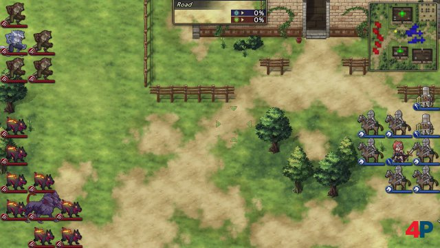 Screenshot - Langrisser 1 & 2 (PC) 92600933