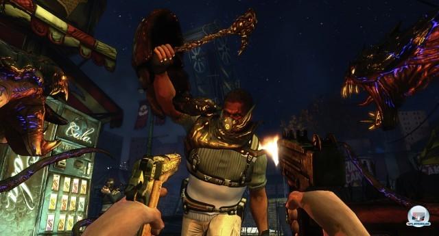 Screenshot - The Darkness II (PlayStation3) 2231877