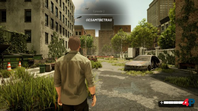 Das Szenario sowie die Spielmechanik erinnern zumindest ein wenig an The Last of Us.