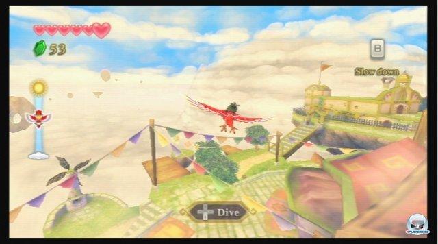 Screenshot - The Legend of Zelda: Skyward Sword (Wii) 2276517