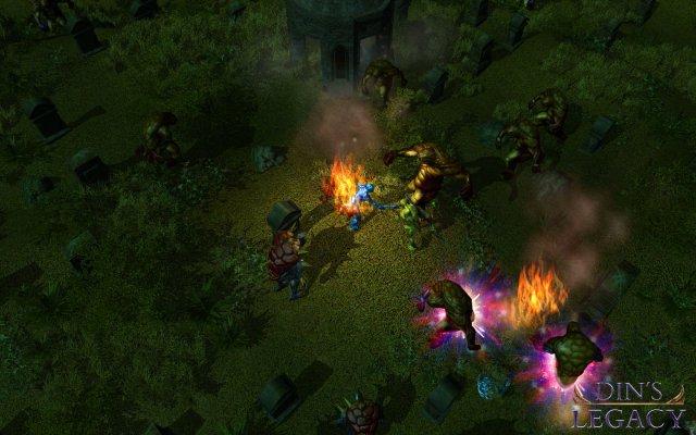 Screenshot - Din's Legacy (PC) 92595582