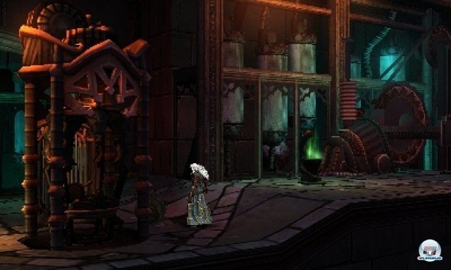 Screenshot - Castlevania: Lords of Shadow - Mirror of Fate (3DS) 2384502
