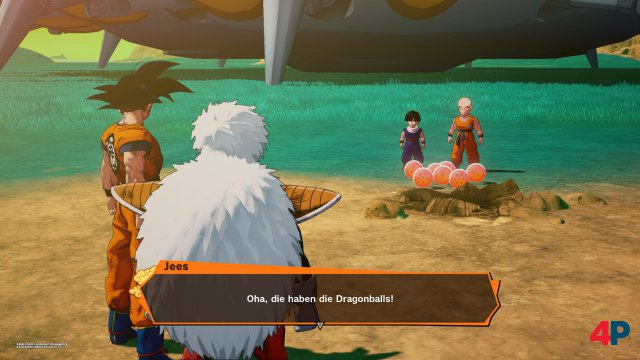 Screenshot - Dragon Ball Z: Kakarot (PC) 92604316