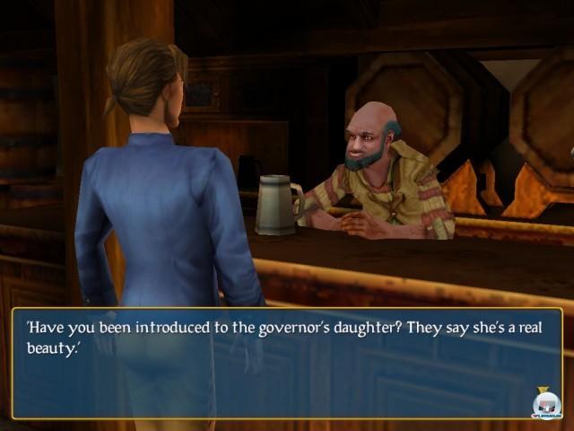 Screenshot - Sid Meier's Pirates! (iPad) 2242109