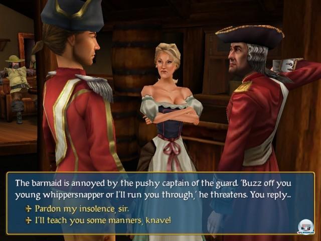 Screenshot - Sid Meier's Pirates! (iPad) 2242209