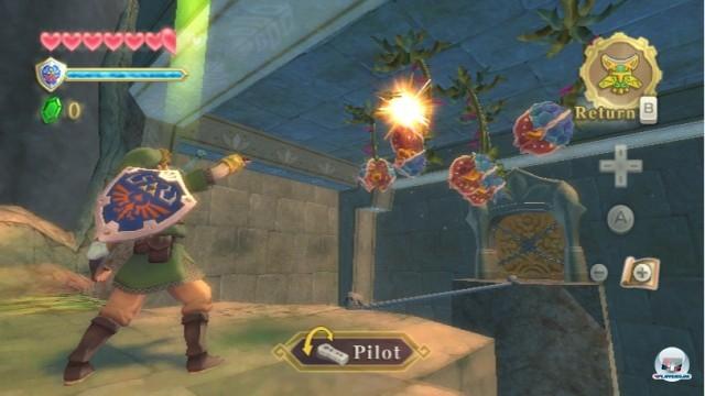 Screenshot - The Legend of Zelda: Skyward Sword (Wii) 2229582