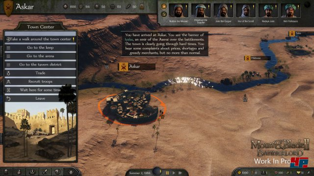Screenshot - Mount & Blade 2: Bannerlord (PC) 92572020