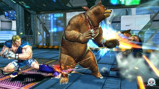 Screenshot - Street Fighter X Tekken (360) 2305032