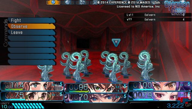 Screenshot - Operation Abyss: New Tokyo Legacy (PS_Vita) 92501417