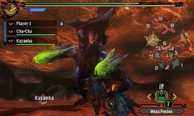 Screenshot - Monster Hunter 3 Ultimate (3DS) 92422517
