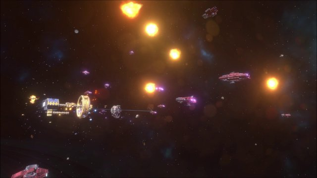 Screenshot - Stellar Warfare (PC)