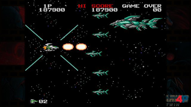 Hai-Alarm im Weltall: Klingt nach Trashfilm, passiert aber so in Darius Twin (SNES).