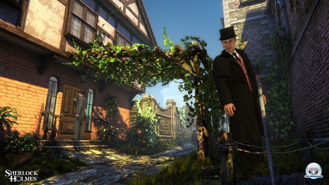 Screenshot - The Testament of Sherlock Holmes (PC) 2238309