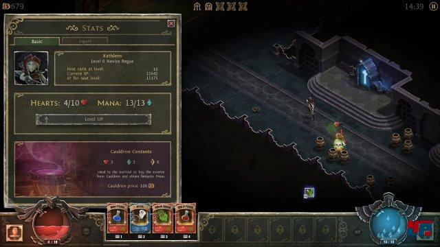 Screenshot - Book of Demons (PC) 92522168