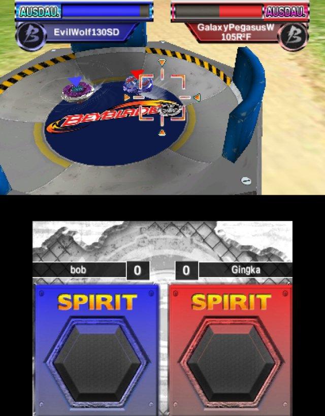 Screenshot - Beyblade: Evolution (3DS) 92467957